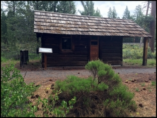 Medical Facility for Logging Camp